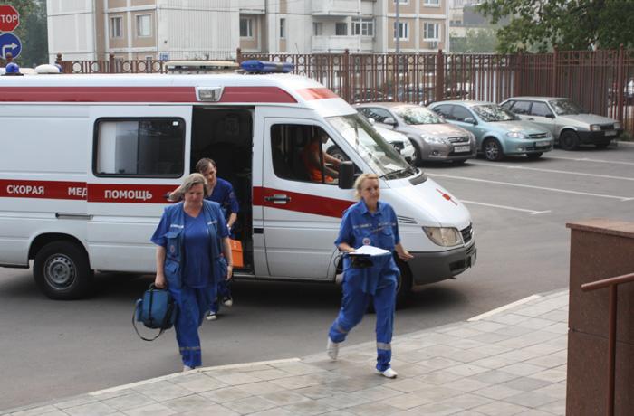 Вологодским ЧОПам предложили охранять медиков на безвозмездной основе