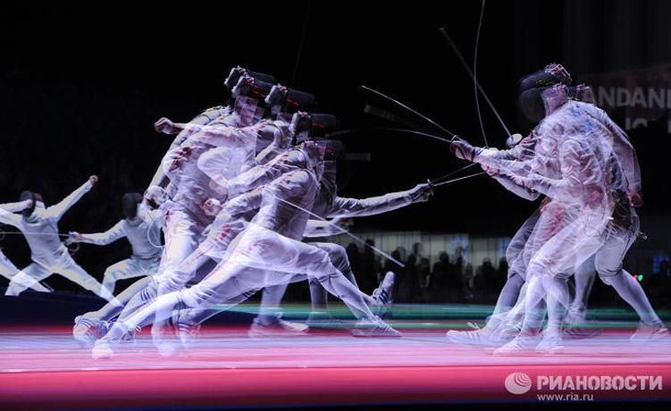 Череповчанин стал призёром Первенства Европы по фехтованию на саблях