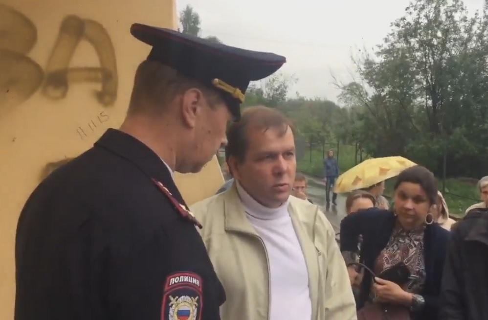 Евгения Доможирова арестовали на 15 суток