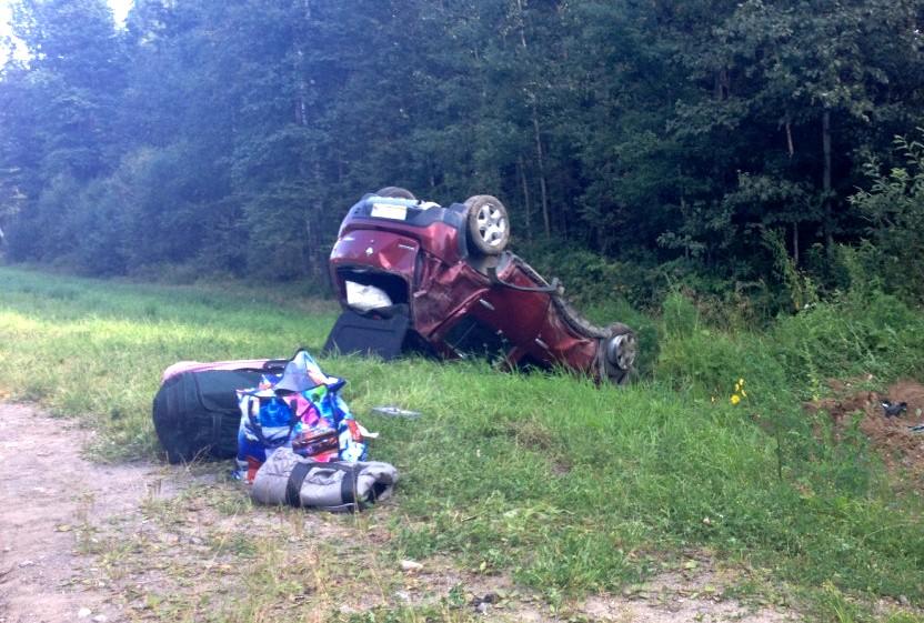 Одна авария спровоцировала вторую в Вологодской области