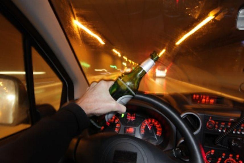 Из-за пьяных водителей в 2015 году в Вологодской области погибли 38 человек