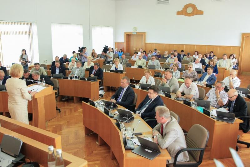 Депутаты вологодского ЗСО совсем запретили себе быть защитниками в суде