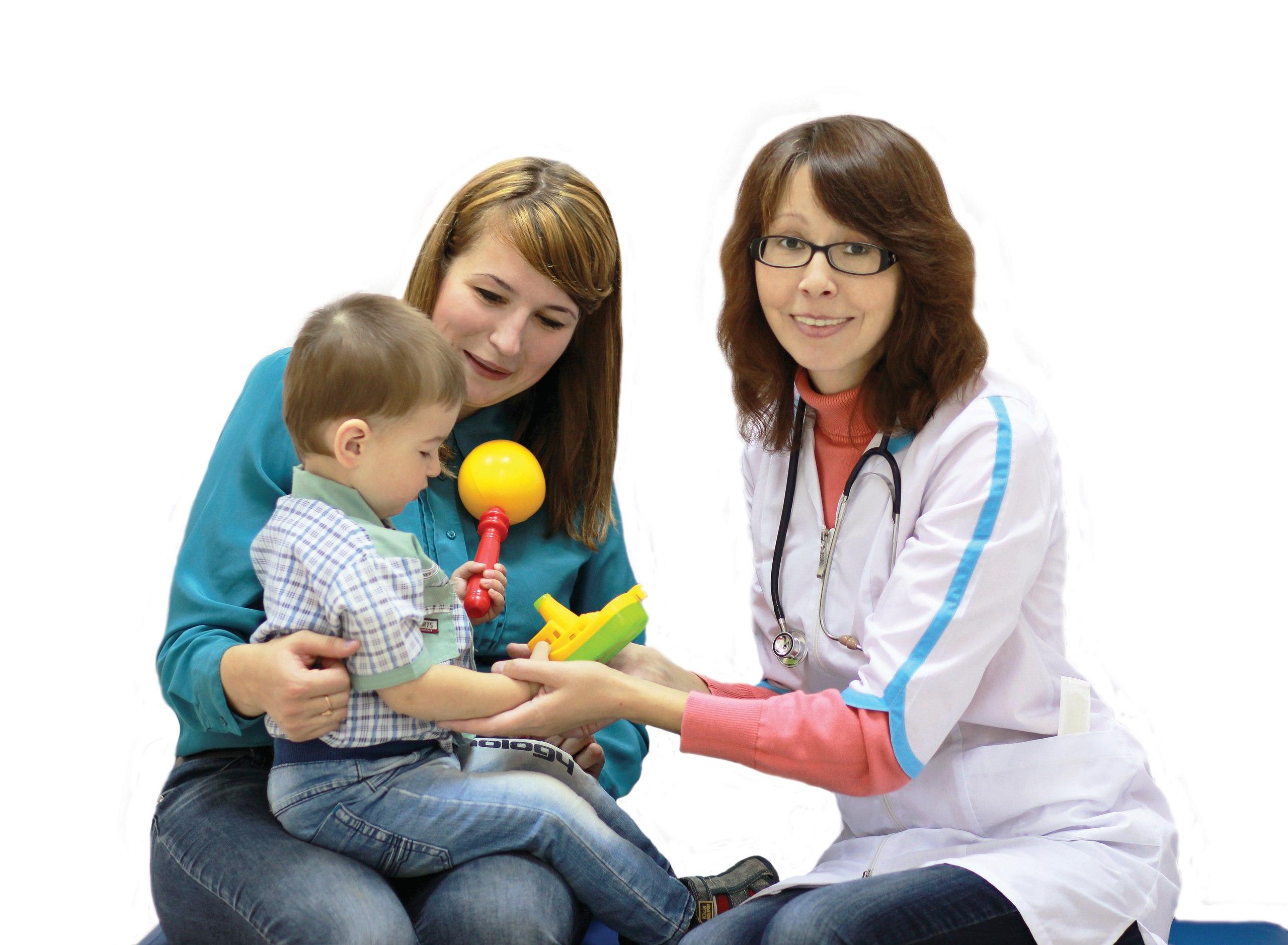 Прививка может защитить детей от пневмонии