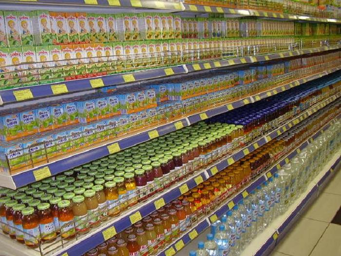Один из супермаркетов Вологды завысил цены на продукты детского питания
