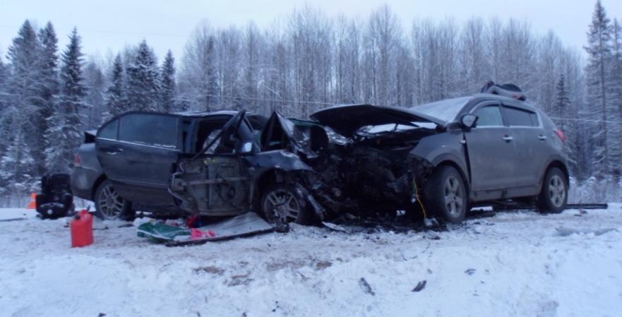 Водитель Мицубиси Лансер, попавший в ДТП в Чагодощенском районе, скончался в больнице