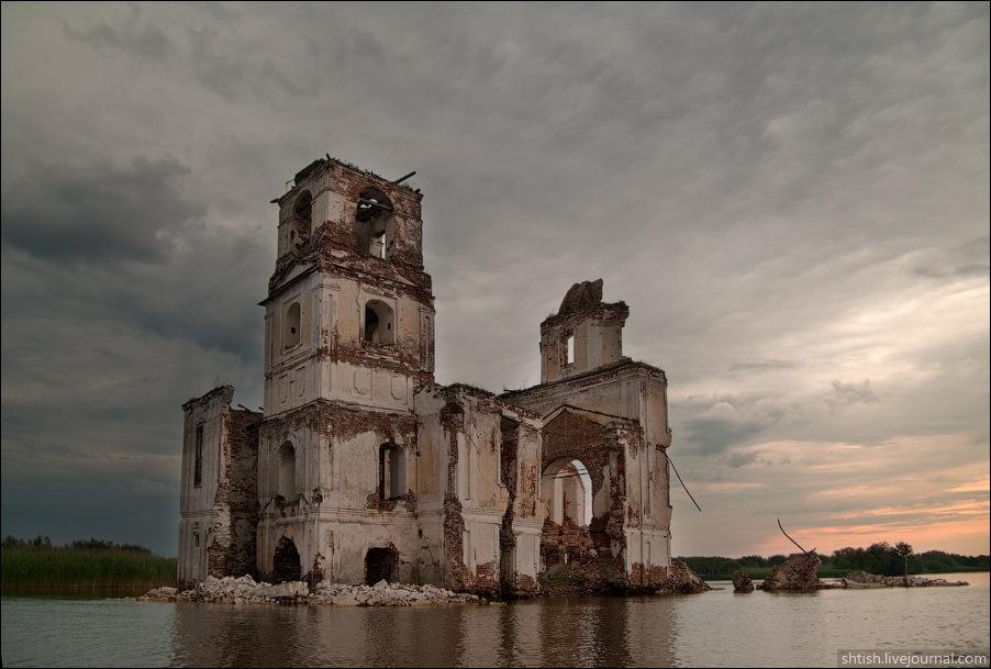 В России собирают деньги на инженерные работы на Крохинском храме