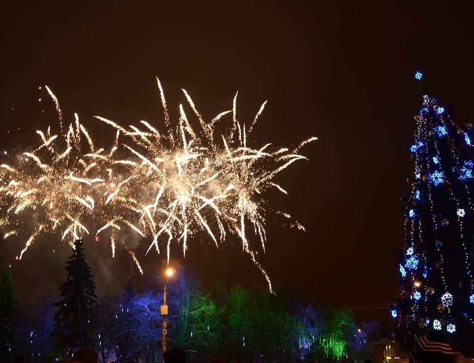 """Фестиваль огня, """"Праздник Нептуна"""" и флеш-моб """"Пересвист"""" ждут вологжан в новогодние каникулы"""