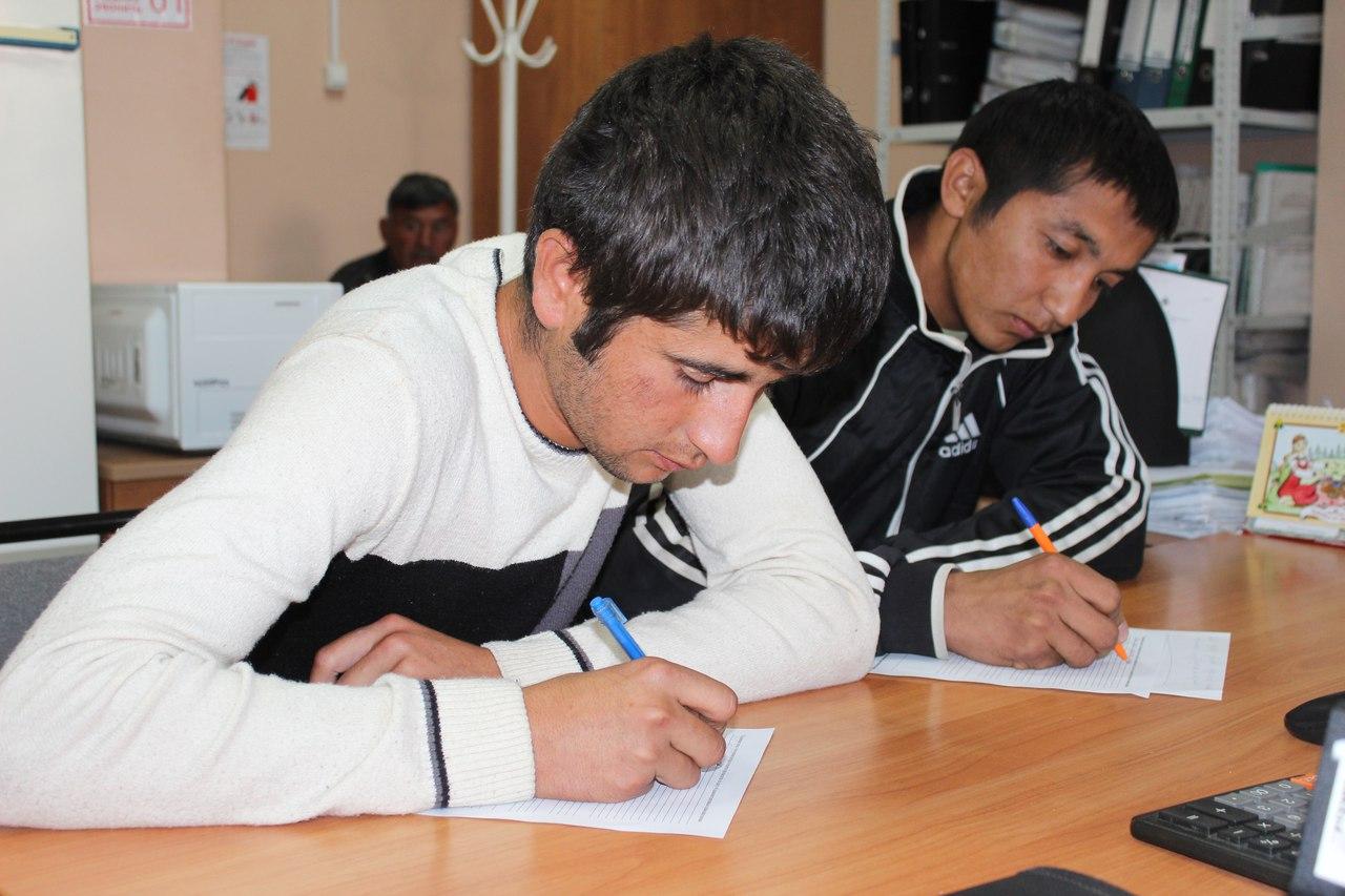 Иностранцы-нелегалы не успели провести в Вологде и дня
