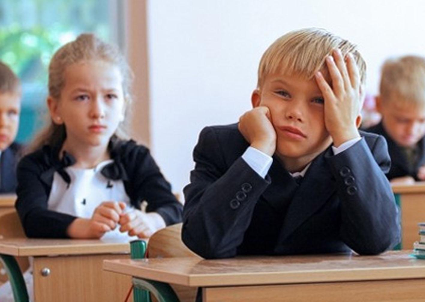 В трети вологодских школ детям приходится учиться в две смены