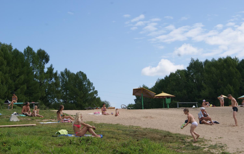 В 15 районах Вологодской области нет ни одного пляжа