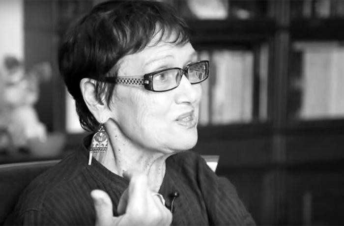 Ушла из жизни Светлана Жарникова