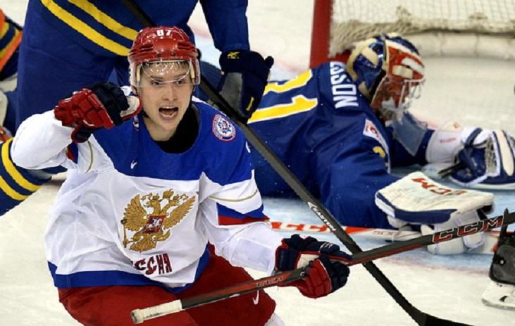 Череповчанин Вадим Шипачев стал лучшим бомбардиром на Чемпионате мира по хоккею