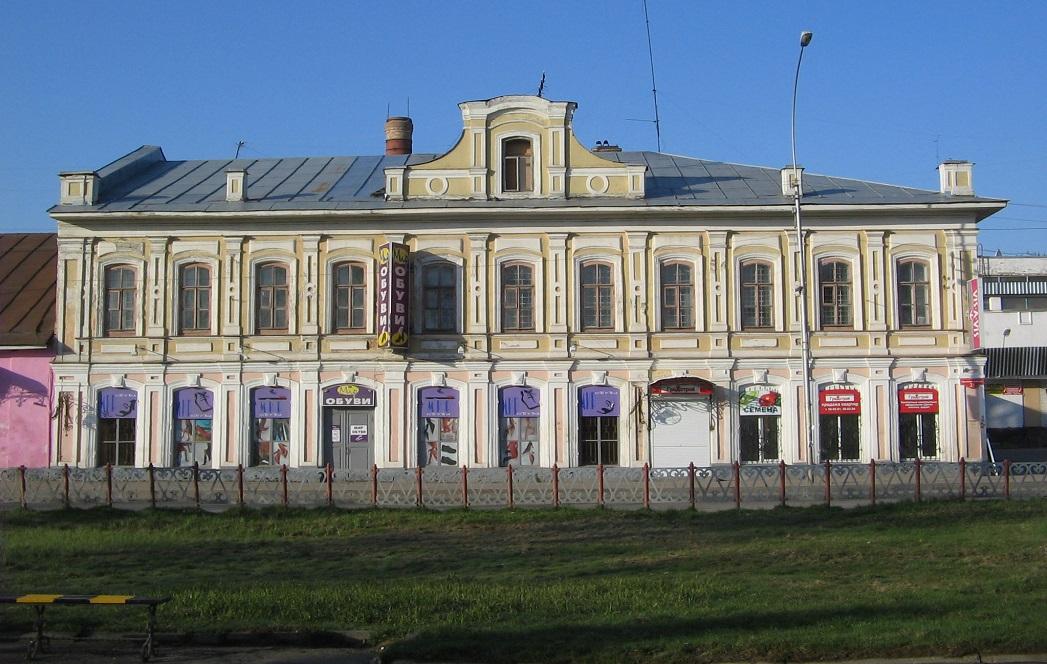 Исторический дом на проспекте Победы в Вологде продали фармацевтической фирме