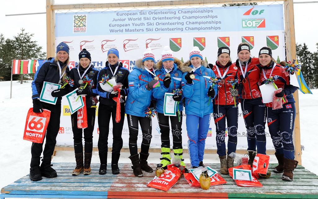 Череповчанин завоевал 4 медали на Чемпионате Европы по спортивному ориентированию на лыжах