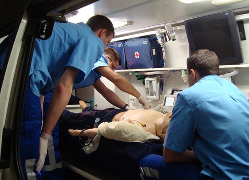 Череповчанину, избившему врача скорой помощи, ограничили свободу на полтора года