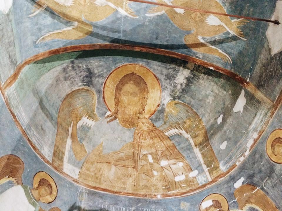 Фрески Дионисия в 3D: роспись Ферапонтова монастыря ждет оцифровка