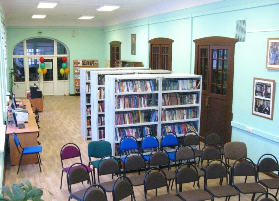 «Тендряковка» переехала в вологодскую областную библиотеку