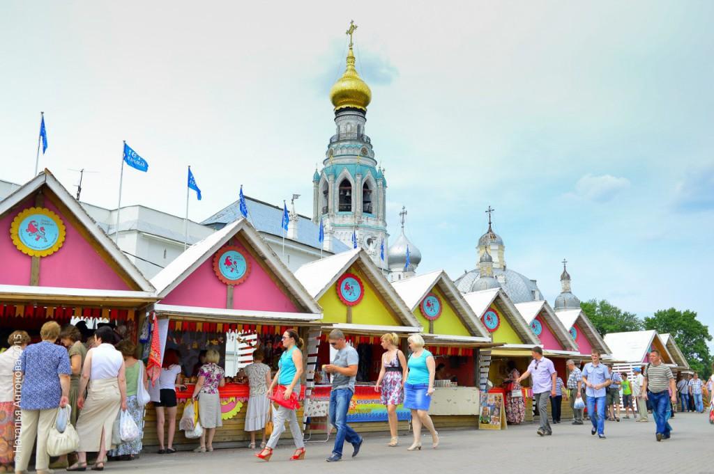 Блюда разных народов мира смогут попробовать гости «Голоса ремесел» в Вологде