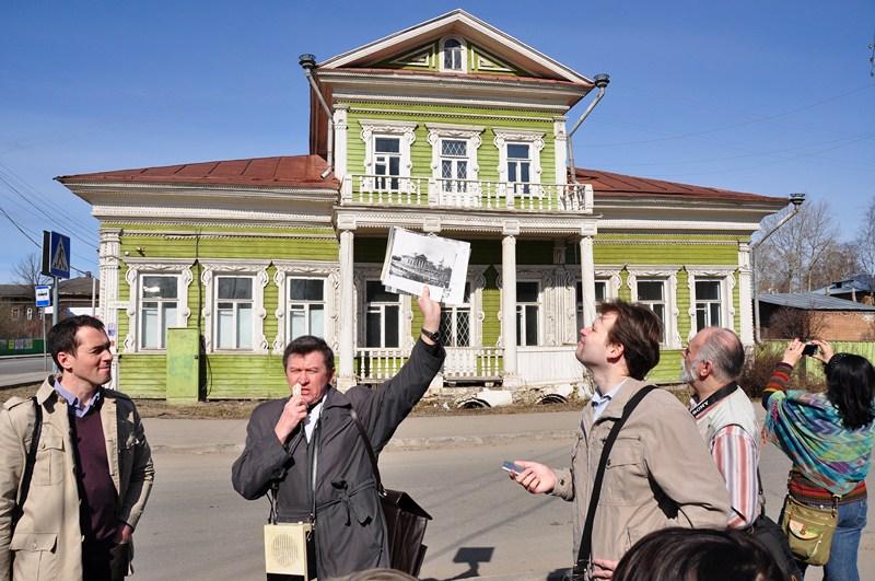 Архитекторы, реставраторы и краеведы будут давать советы вологодским чиновникам по охране культурного наследия