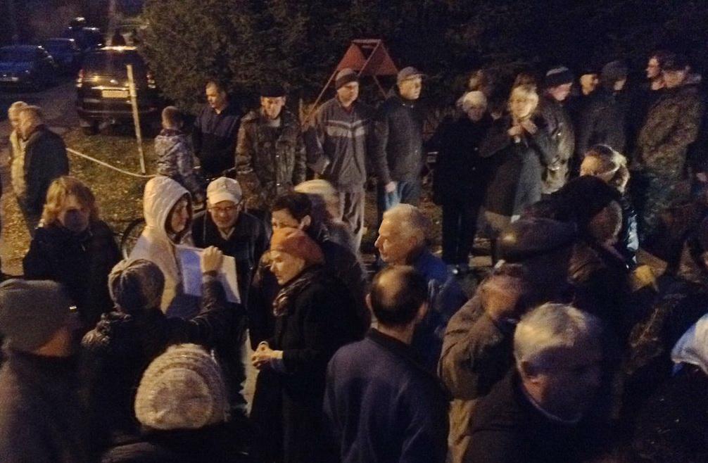 Жители Емельяново выступают против присоединения их деревни к Вологде