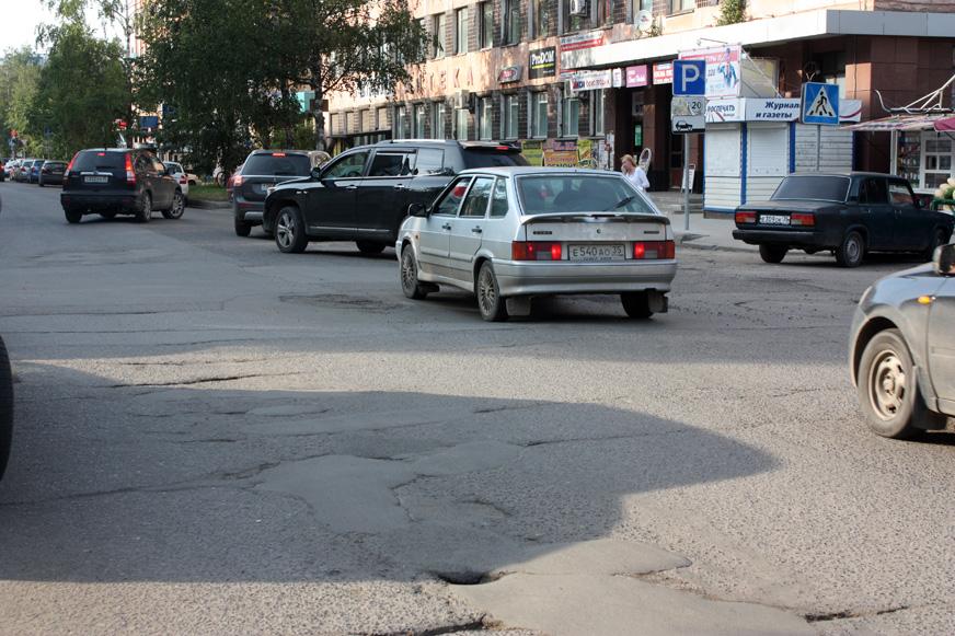 К сентябрю в Вологде обещают отремонтировать 3 километра улицы Козленской