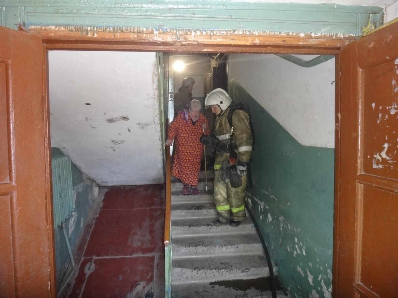 Житель Череповца варил в квартире наркотики и устроил пожар