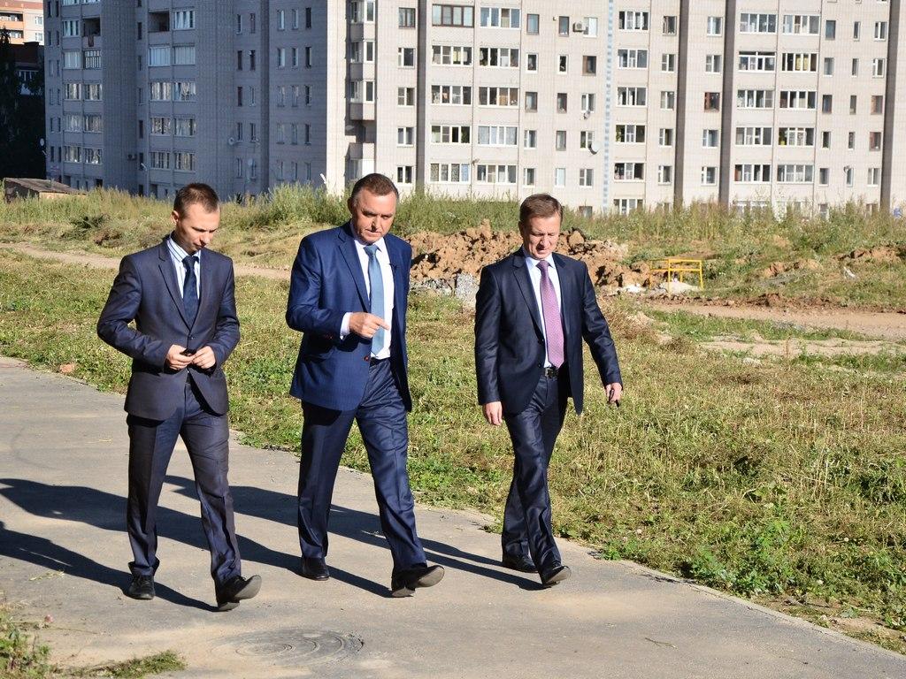 Ревизия дворов пройдет в Вологде