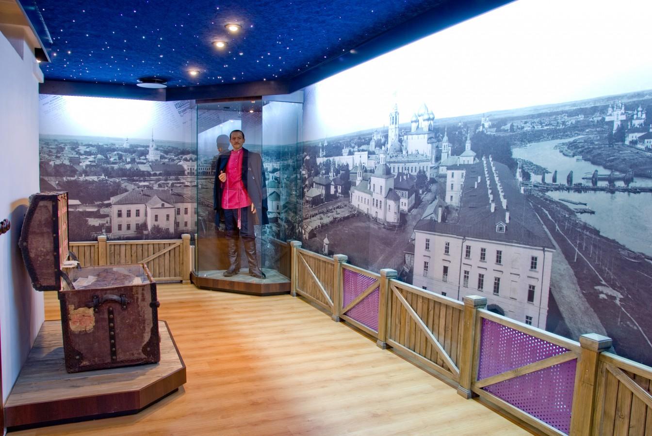 Музей «Вологодская ссылка» придумал новую экскурсию для детей