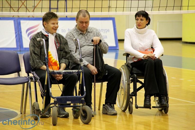 Череповчане с ограниченными возможностями смогут посещать хоккейные и волейбольные матчи
