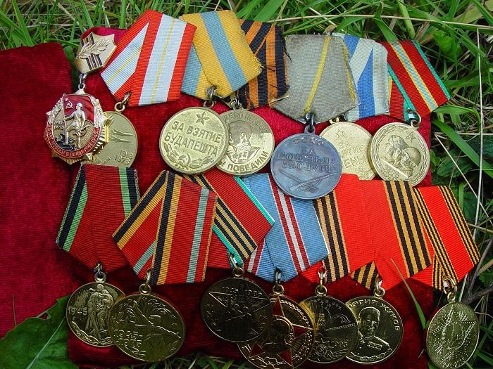 В год 70-летия Победы вологжанин продал награды своего деда