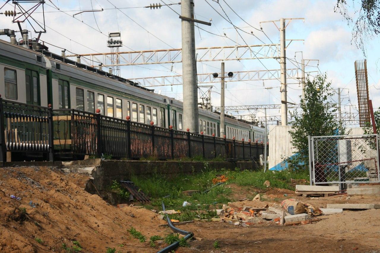 Пригородные поезда Санкт-Петербург - Бабаево начнут ходить с конца августа
