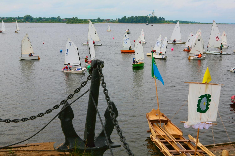 Устье отметит день лодки рыбником в 15 метров