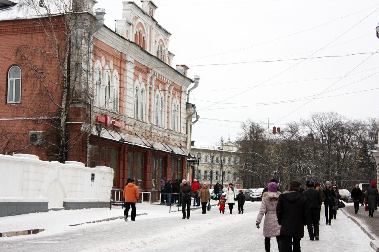 В Вологде выпала недельная норма осадков