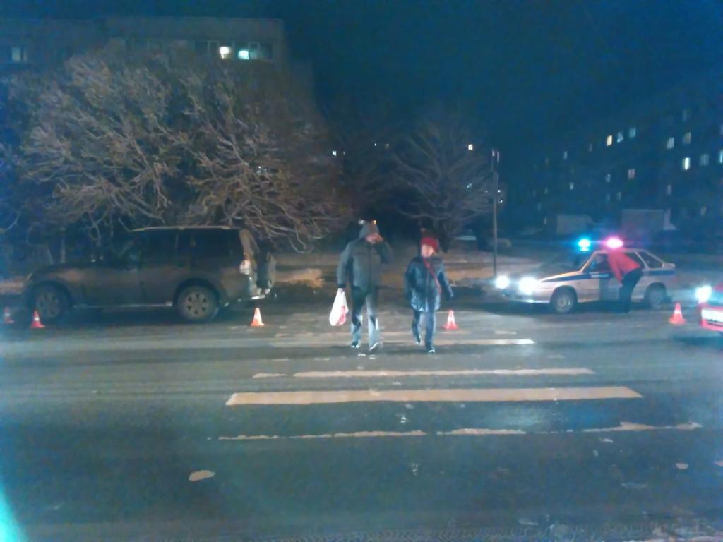 Двух подростков сбил водитель в Вологде