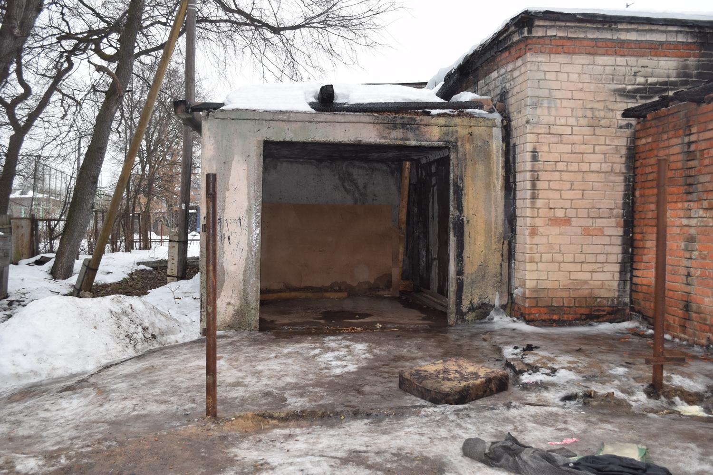 Погибшие в пожаре на Рубцова в Вологде оказались бомжами