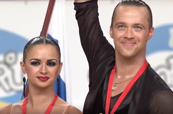 Вологодские танцоры Анна Кузьминская и Андрей Зайцев стали чемпионами Европы