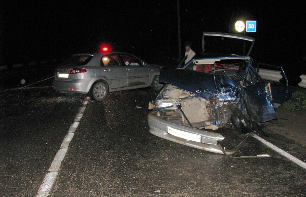 Из-за водителя без прав в ДТП в Харовском районе пострадали двое детей
