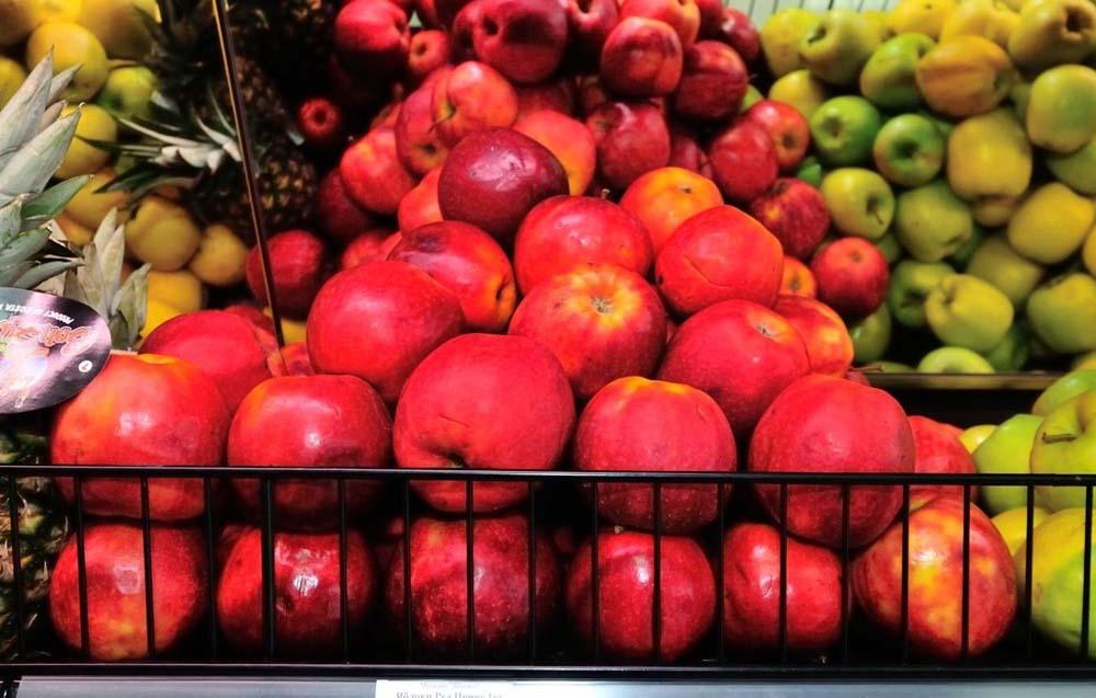 Есть нельзя закапывать: в Вологодской области уничтожили 50 кг фруктов и овощей