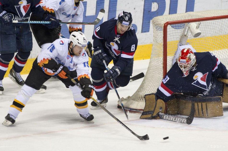 Еще одно поражение: «Северсталь» уступила «Словану»