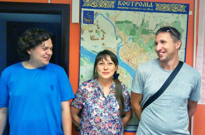Четверо вологжан принимают участие в предвыборной кампании в Костроме