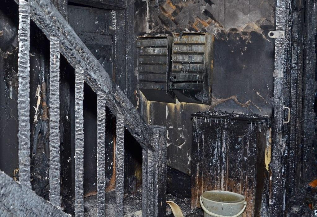 Вологжанам, пострадавшим от пожаров в выходные, предоставят временное жилье уже сегодня
