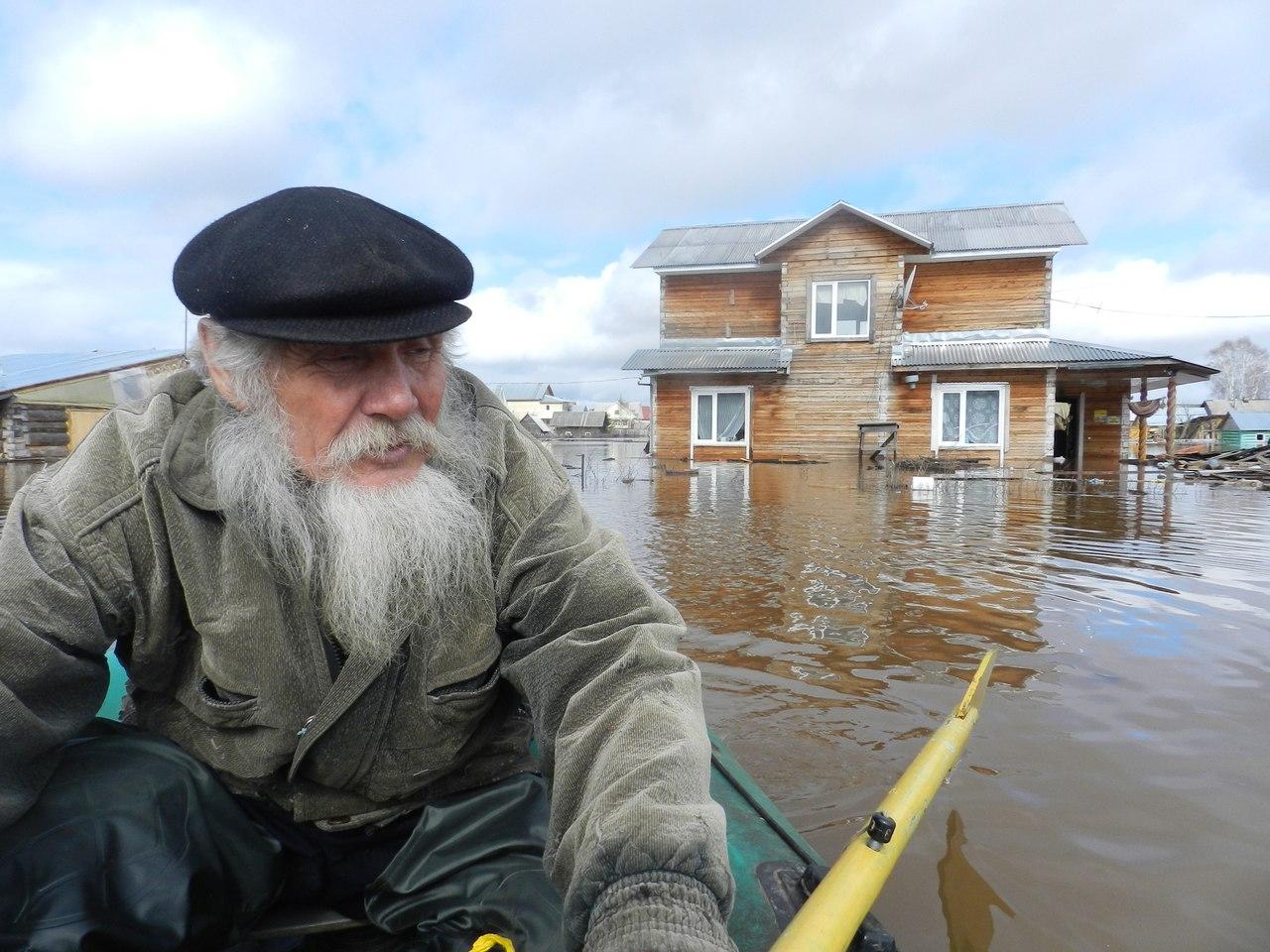 Жителям Вологодской области, пострадавшим от половодья, обещают выделить денежную помощь