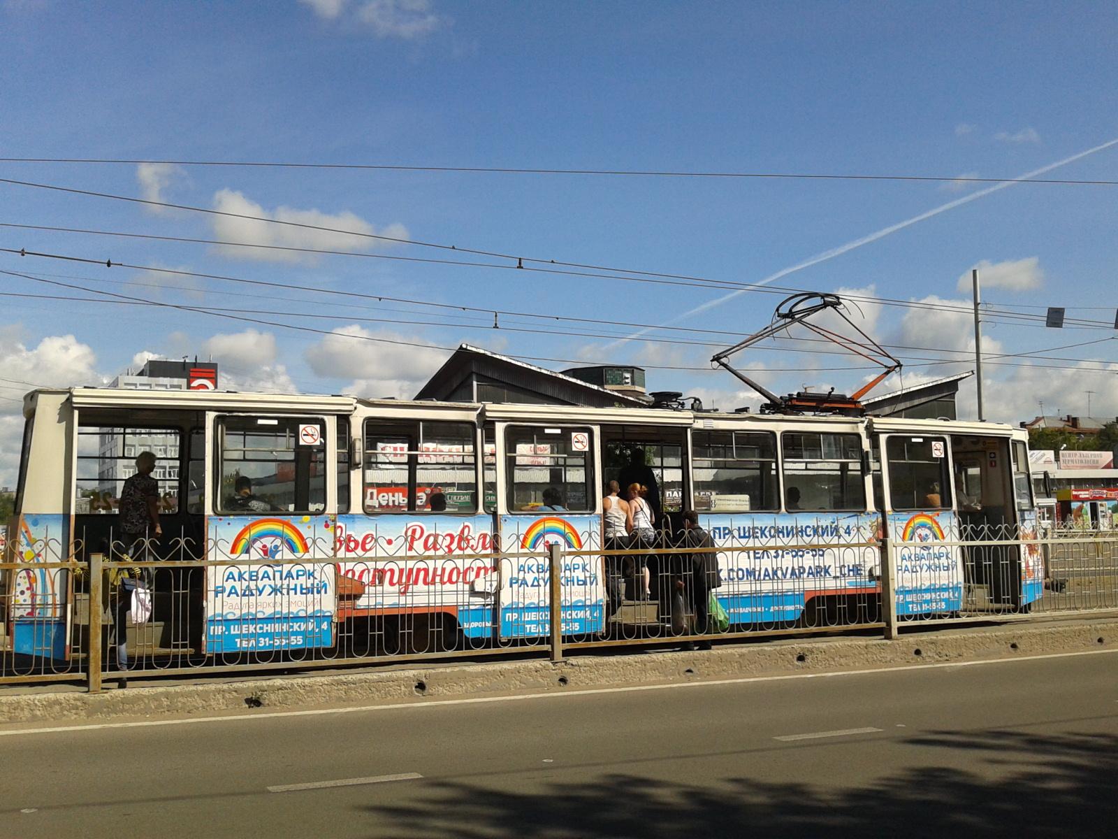 В Череповце проезд на автобусе будет стоить 23 рубля, а на трамвае - 21 рубль