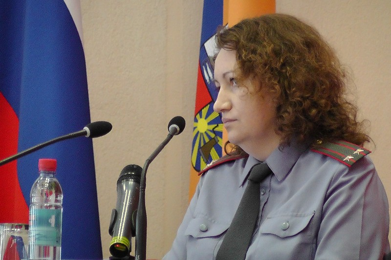 В Череповце экс-руководительницу отдела городской полиции осудили за взяточничество