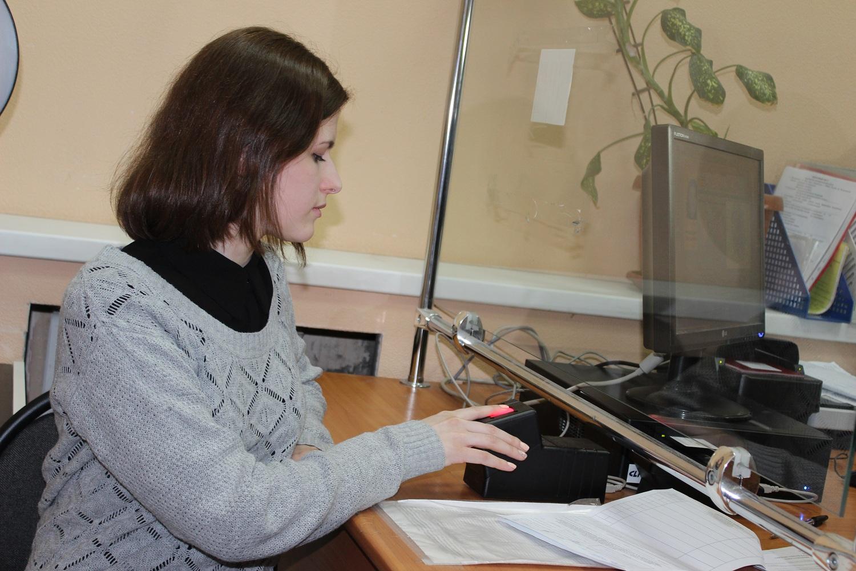 В Вологде выдали первые заграничные паспорта с отпечатками пальцев