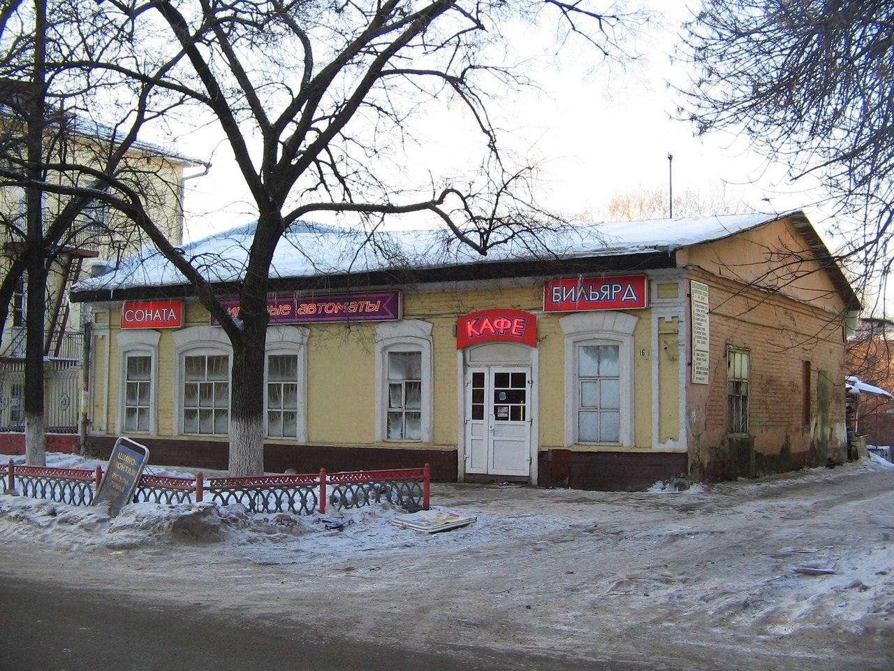 Старинную лавку перестраивают в центре Вологды