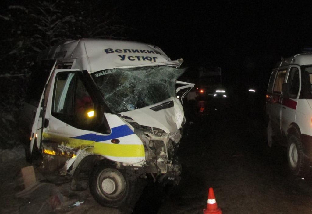 Девять человек пострадали в аварии в Сокольском районе