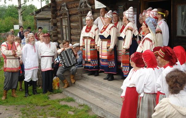 Вологодской области выделят дополнительные средства на поддержку вепсов