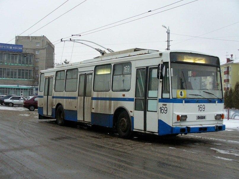 Не у всех троллейбусов в Вологде есть страховка