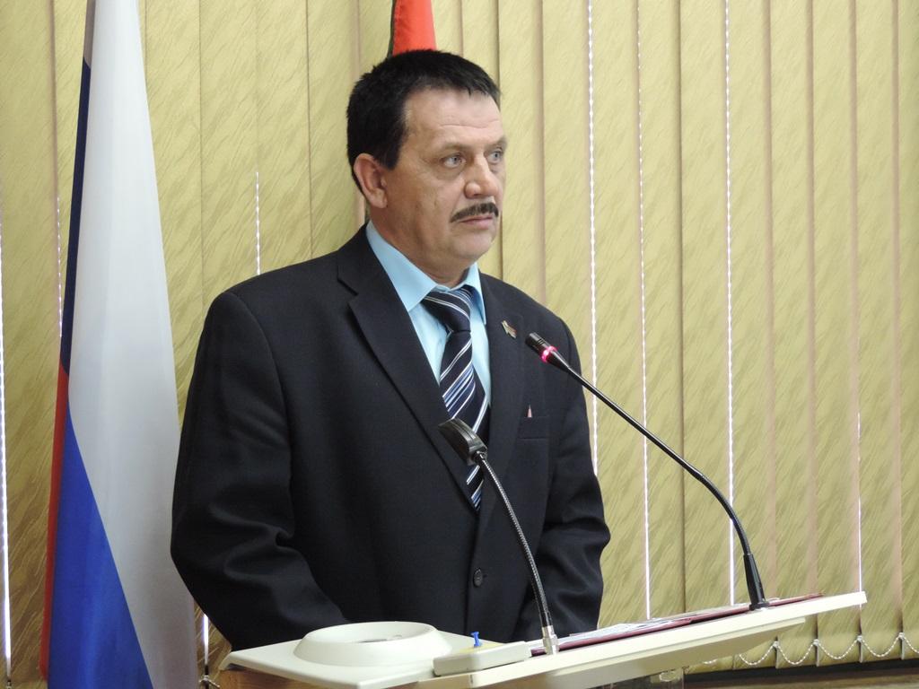 Главой Вологодского района стал Леонид Черняев